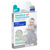 Love To Dream Swaddle UP 50/50 Warm - Mint (2.5 tog)