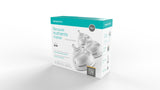 Nanobebe 5oz/150ml Breastmilk Bottle  3 Pack