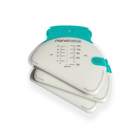 Nanobebe Breastmilk Storage Bags