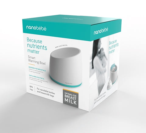 Nanobebe Smart Warming Bowl