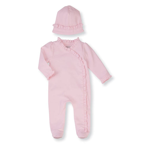 Mud Pie Cotton Footed Sleeper Set