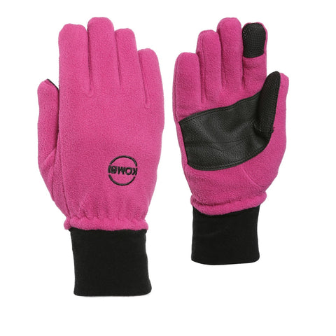 Kombi Windguardian Jr Glove - Hot Pink