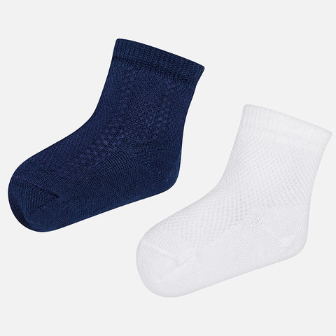 Mayoral 2 socks set - 9.021, Navy