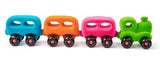 Rubbabu Train Set Magnetic