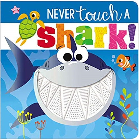Make Believe Never Touch Board Book