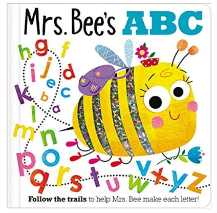 Make Believe Board Book - Mrs. Bee's ABC