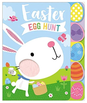 Make Believe Easter Egg Hunt Board Book