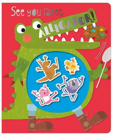 Make Believe See You Later, Alligator! Board Book