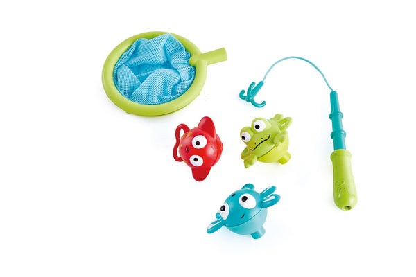 Hape Double Fun Fishing Set