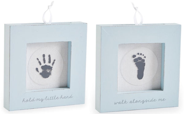 Mud Pie Hand and Foot Frame Set
