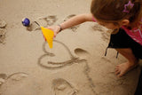 Quut Cuppi Sand Toy (Shovel, Sieve and Ball)
