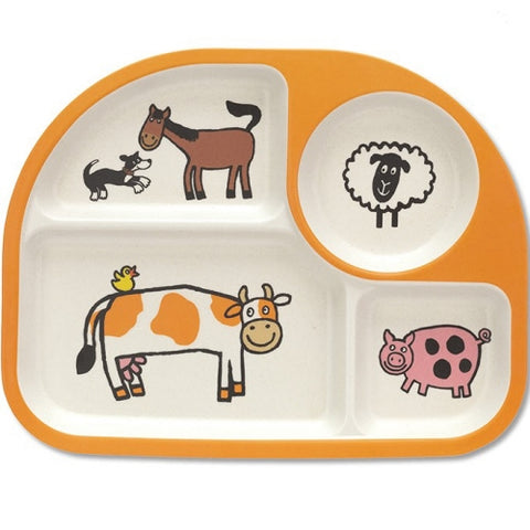 Jellycat Bambo Divided Plate