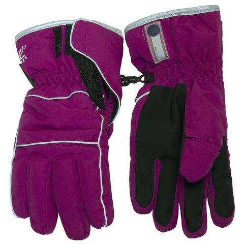 Calikds W0128 Gloves - Fuschia