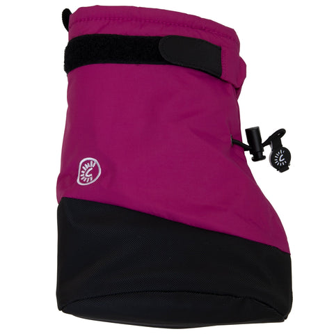 Calikids Outdoor Booties - Fuschia