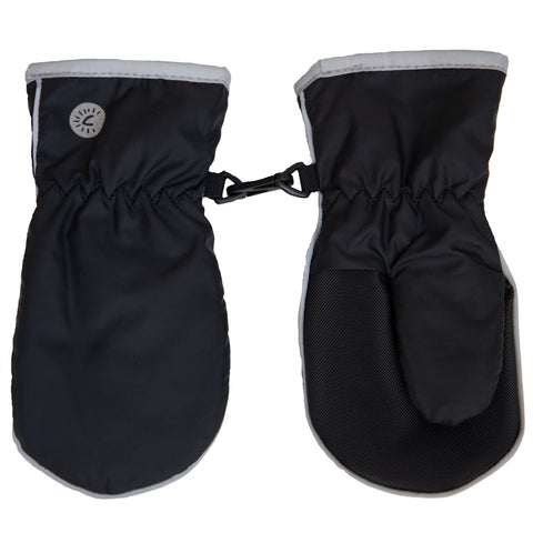 Calikids Mid Season Waterproof Mittens - Black