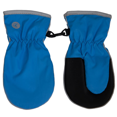 Calikids Mid Season Waterproof Mittens - Blue