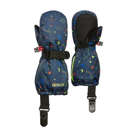 Kombi Crazy Cariboo Children Mitt - Planet