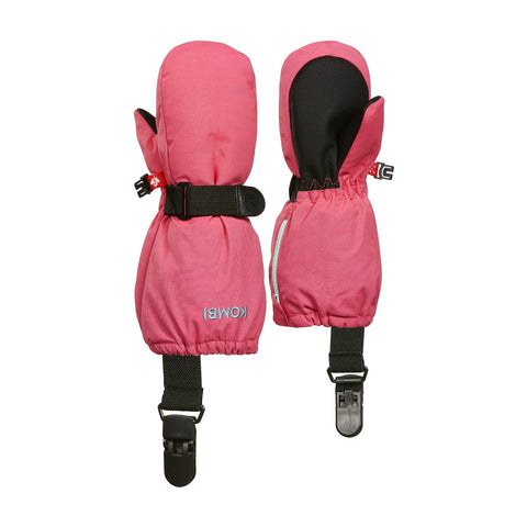 Kombi Crazy Cariboo Children Mitt - Hot Pink