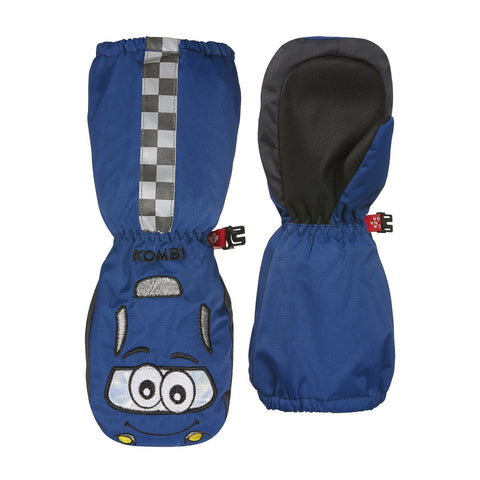 Kombi The Kombi Car Family Children Mitt - Turbo Blue