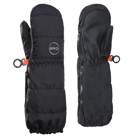 Kombi The Candy Man Children Mitt - Black