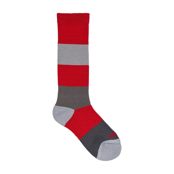 Kombi The Candy Man Jr Sock - Maple Leaf Red