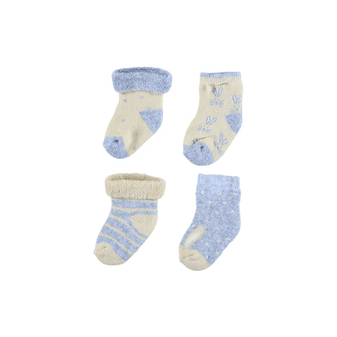Mayoral Socks Set (4-pack) - Sky (9157)