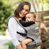 Moby 2 in 1 Carrier & Hipseat