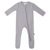 Kyte Baby Zippered Footie - Storm