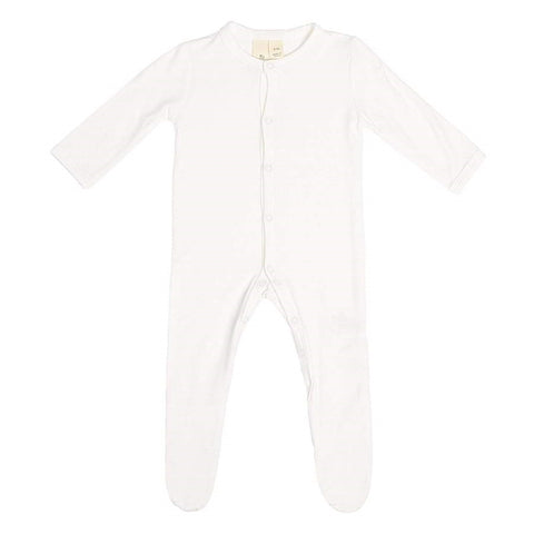 Kyte Baby Zippered Footie - Ice