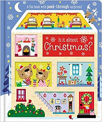 Make Believe Is it Almost Christmas? Board Book
