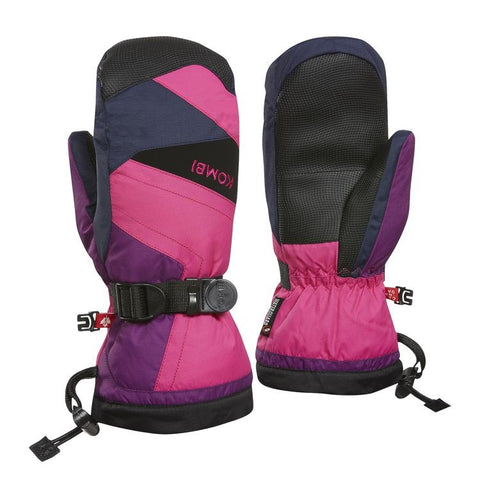 Kombi The Original Junior Mitts - Bright Pink