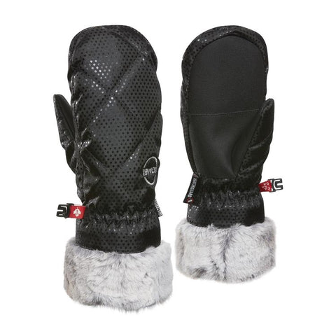 Kombi La Canadienne Jr Mitt - Black Dot