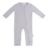 Kyte Baby Zippered Romper - Storm