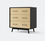 Dutailier Lollipop Mini 3 Drawer Dresser
