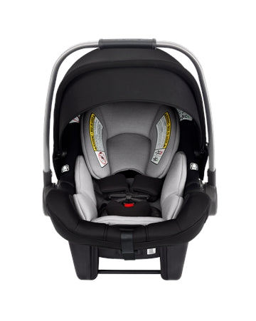Nuna Pipa Lite LX Infant Car Seat, CAVIAR