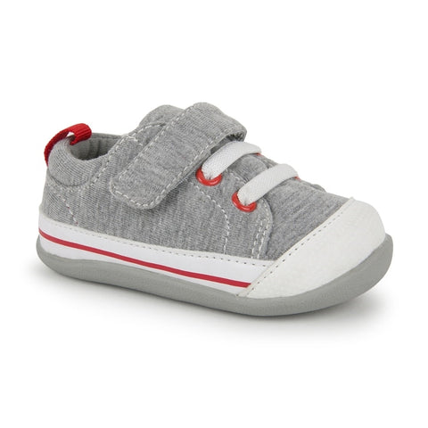 See Kai Run Stevie II Shoes - Gray Jersey