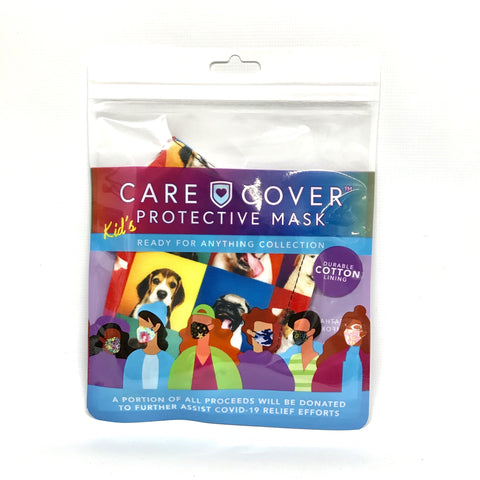 Care Cover Kids Ready For Anything Mask