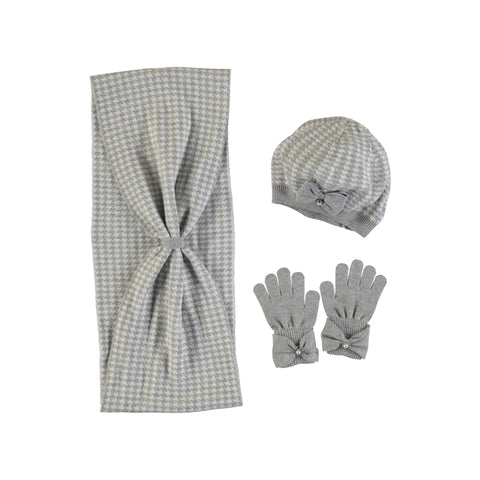 Mayoral Set of Scarf and Hat - Chromium (10895)