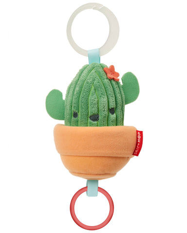 Skip Hop Farmstand Cactus Jitter Toy