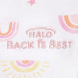 Halo Sleepsack Swaddle - Sunshine Rainbows
