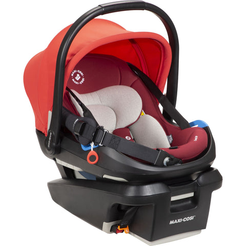 Maxi Cosi Coral XP Infant Car Seat, Red