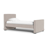 Monte Dorma Twin Bed with Espresso Base
