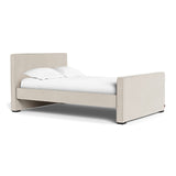 Monte Dorma Full Bed with Espresso Base