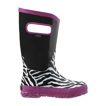 Bogs Rainboot Zebra 71740_009