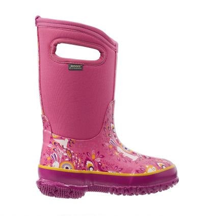 Bogs Classic Forest Hot Pink Multi - 71851 672