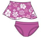 Baby & Kids Banz Girls Skirt Swimwear