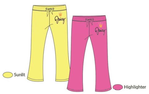 Juicy Couture Velour Pant - JCTXG0479