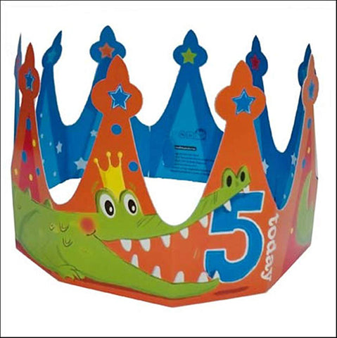 Woodmansterne Birthday Crown Cards