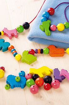 HABA Bambini Threading Beads
