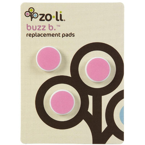 Zoli Buzz B Replacement Pad Set